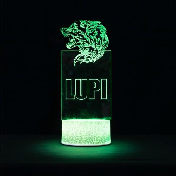 GREEN LIGHT Lupi